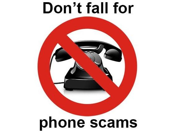 phone scam II