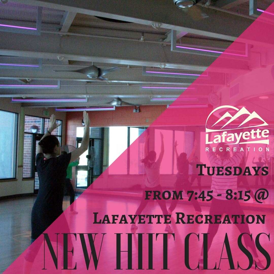NEW HIIT Class
