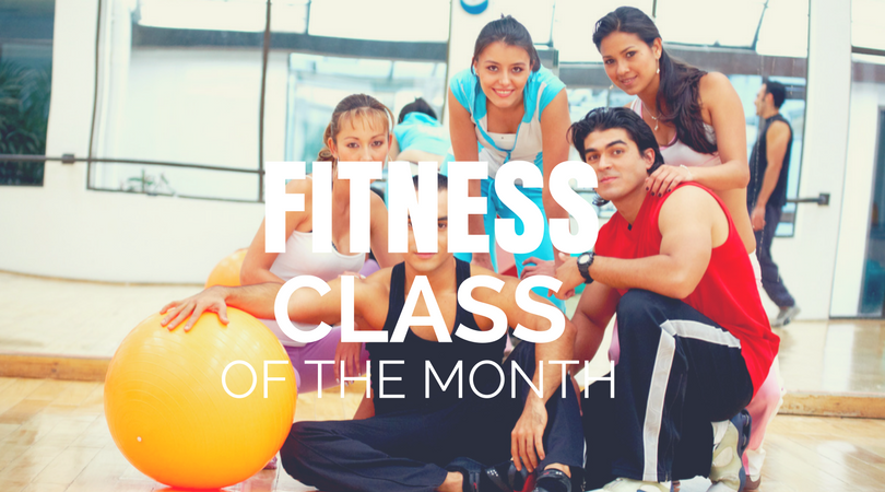 Fitness Class Month