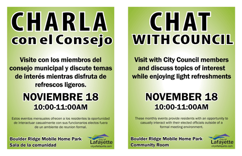 Chat with Council FLYERS_web