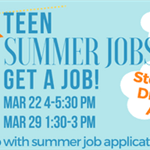 Teen job fair