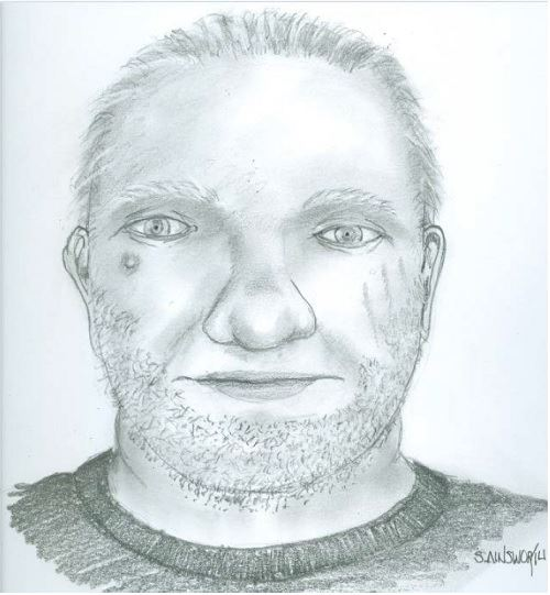 Sex Assault Suspect Sketch 201800937
