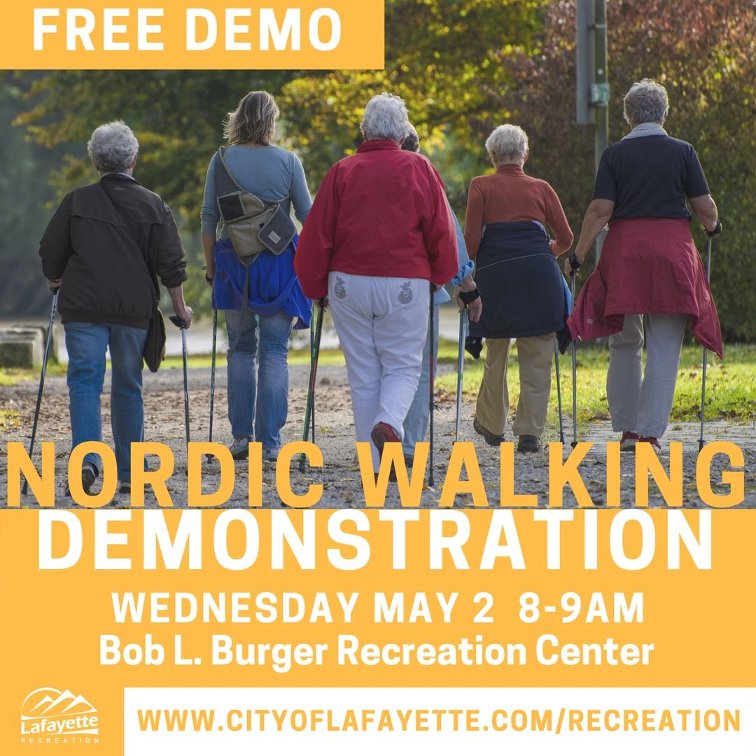 NORDIC WALKING Demo FB