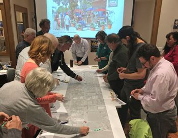 Public Road Strategic Corridor Plan working group