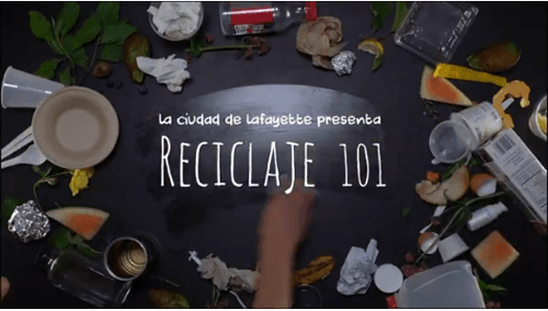 recycling video_spanish