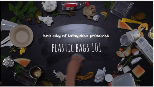 plastic bag video