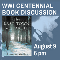 WWI book discussion 200