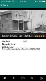 historic city hall screenshot
