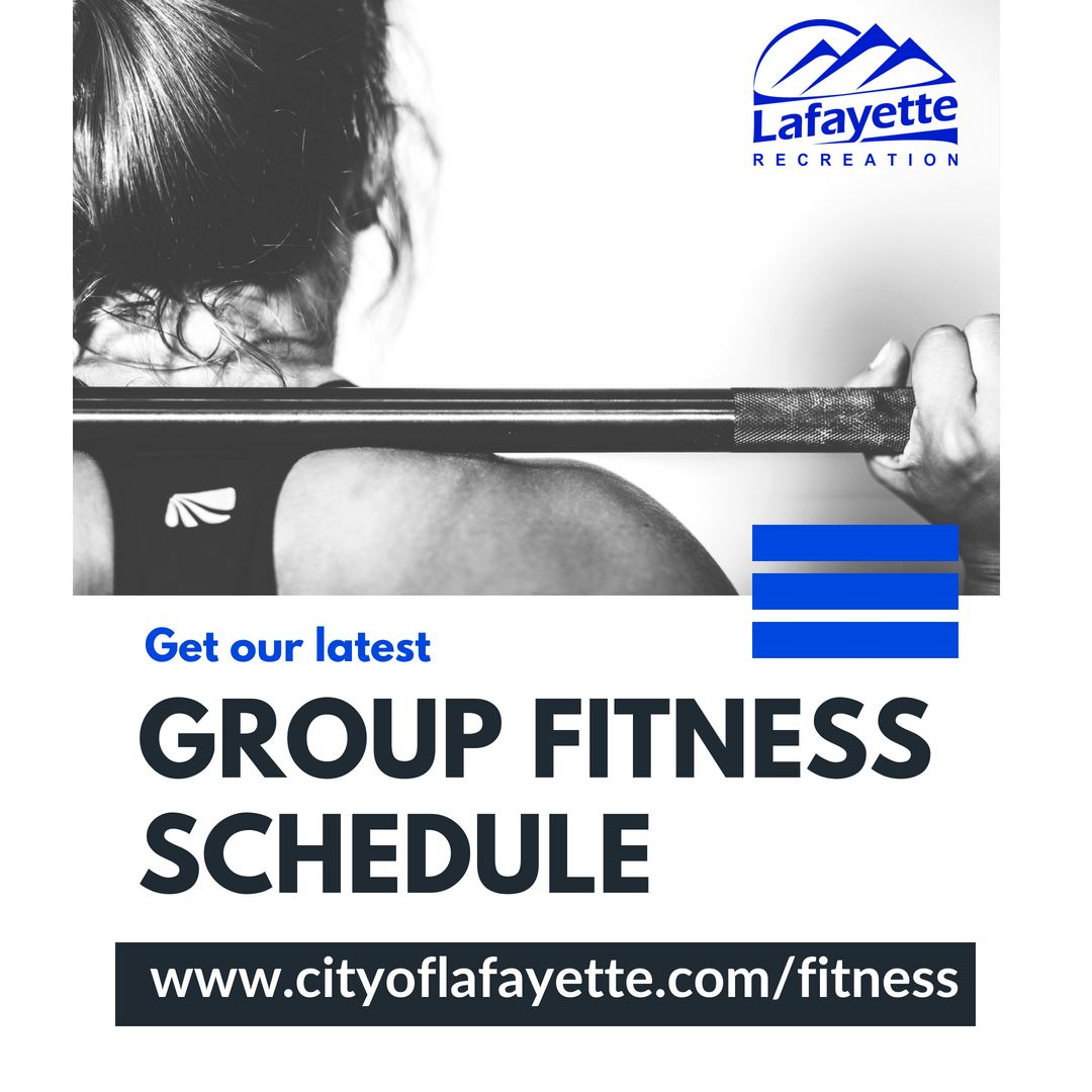 Group Fitness Poster