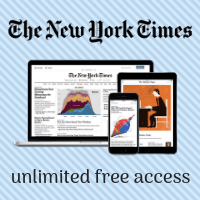 New York Times online access