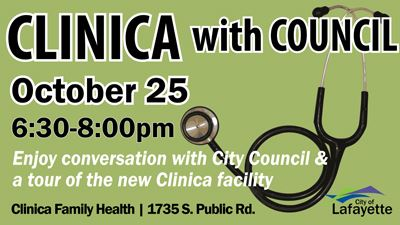 Clinica Chat with Council