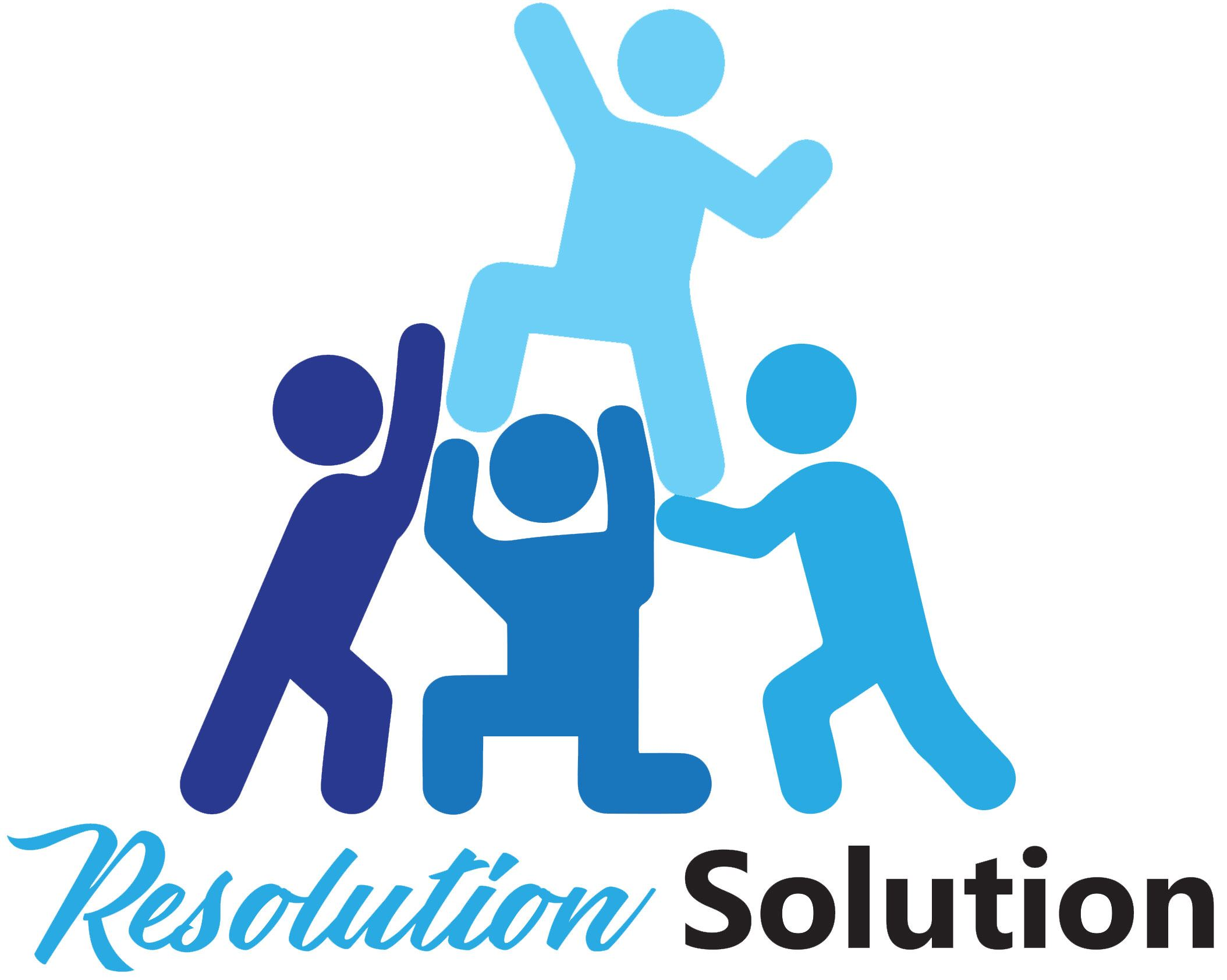Resolution Solution Logo