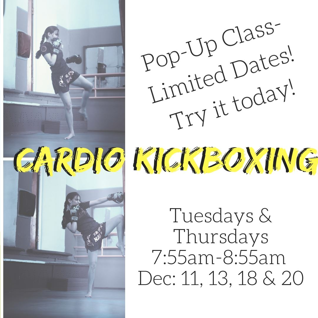 Copy of Cardio Kickboxing (1)