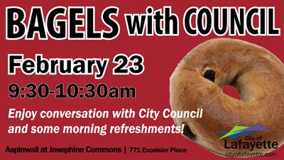 Chat with Council on February 23