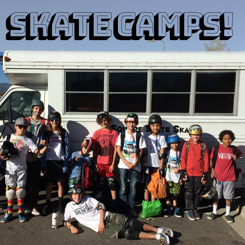 Skate Camps!
