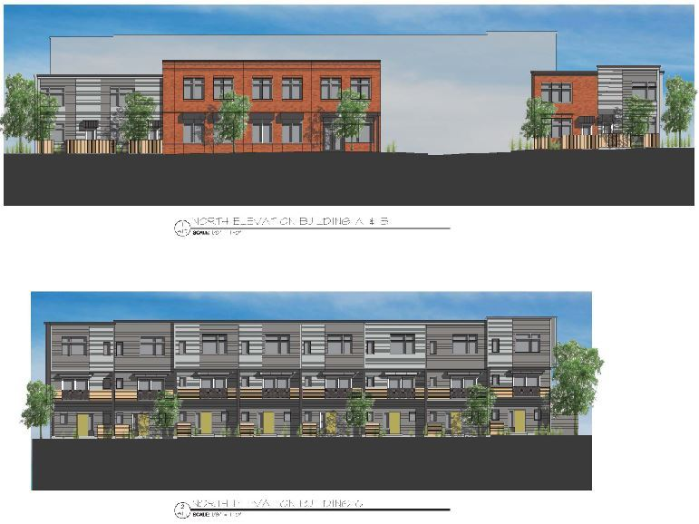 Baseline Old Town color rendering