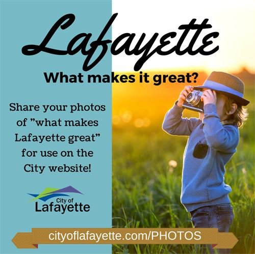 What makes Lafayette great graphic