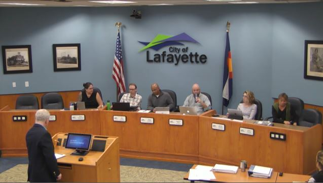 planning commission screenshot