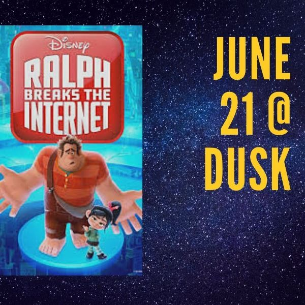 Ralph Breaks the Internet movie poster, June21