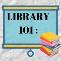 Library 101 - Track Your Reading History
