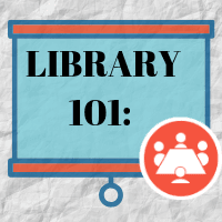 Library 101 - Book a Study Room or Event Space