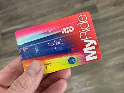 my ride card - RTD