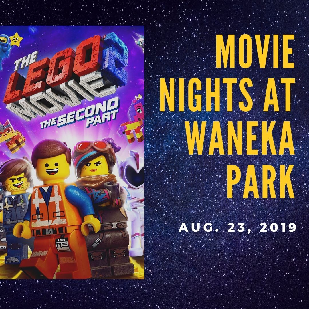 Movie Nights at Waneka Park
