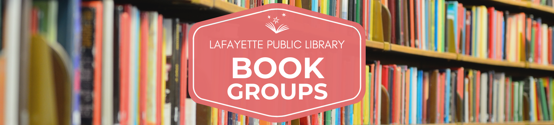 Library Book Groups Page