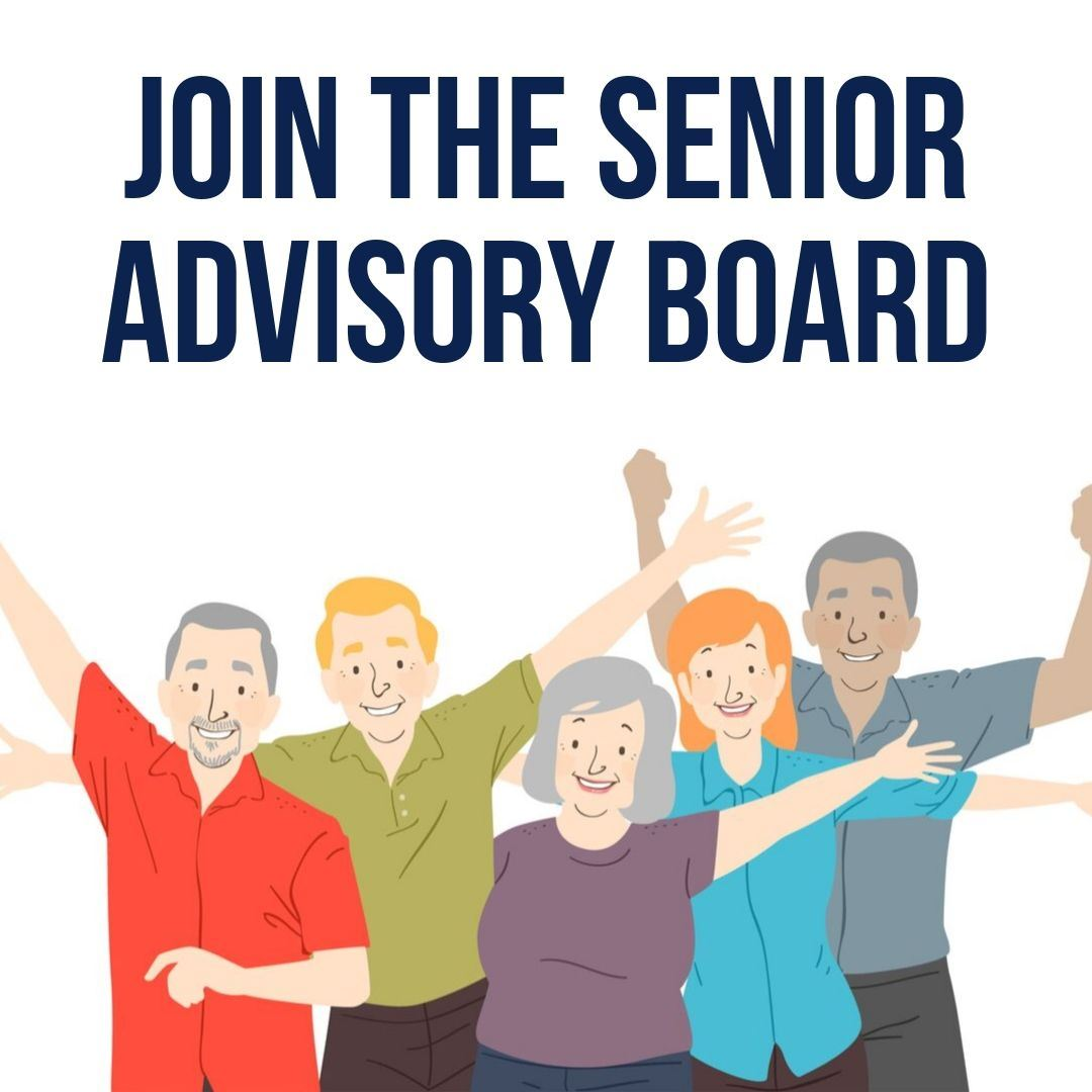 join the senior advisory board