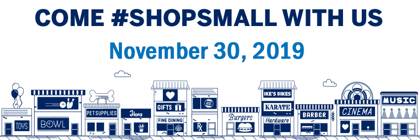 Shop Small 2019 graphic