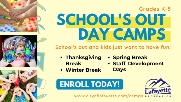 Schools Out Day Camp