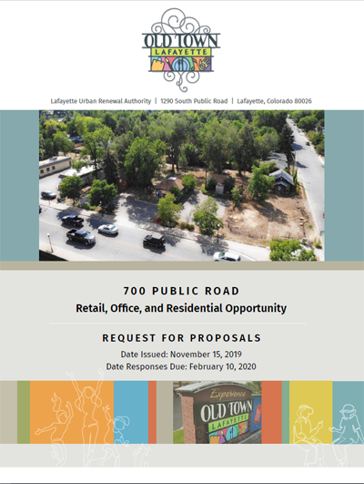700 Block of Public Road rfp cover