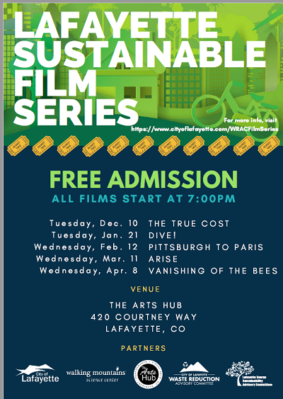 2020 sustainability film series poster