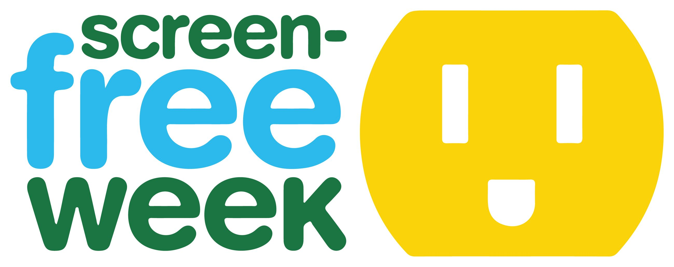 Screen Free Week logo
