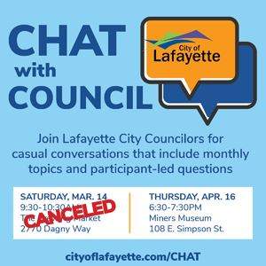 CHAT with Council_canceled March event