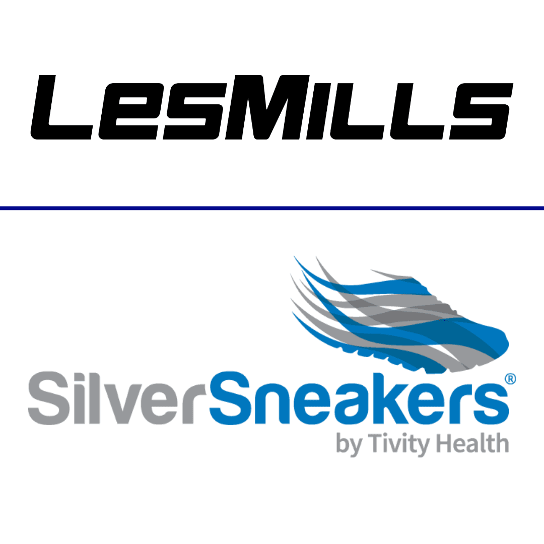 LesMills and SilverSneaker® logo
