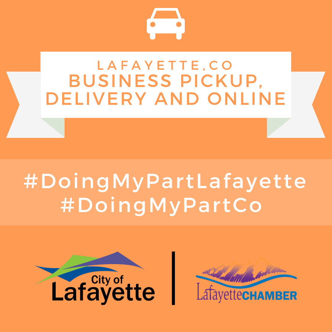Lafayette, CO Business Pickup, Delivery and Online