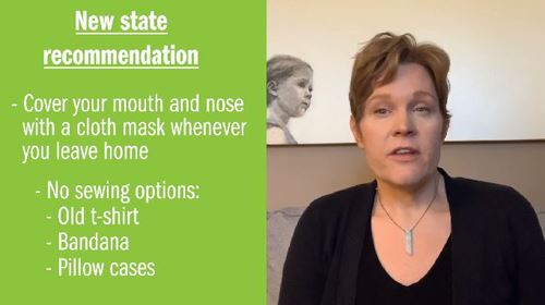 Mayor Harkins Covid-19 Q&A video