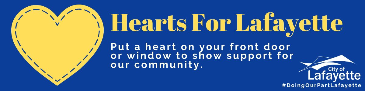 Hearts for Lafayette
