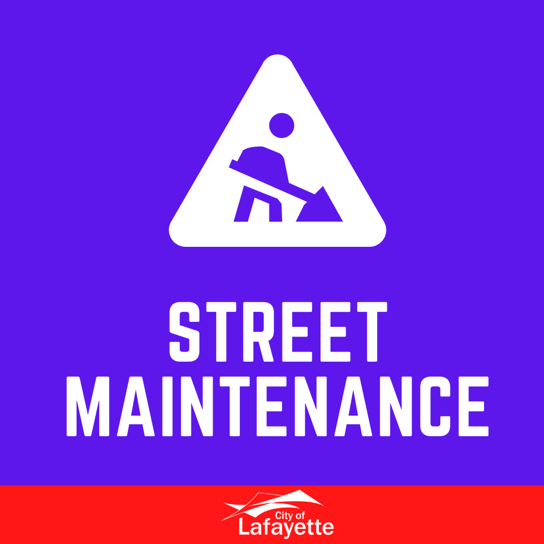 Street Maintenance Public Works Construction Road