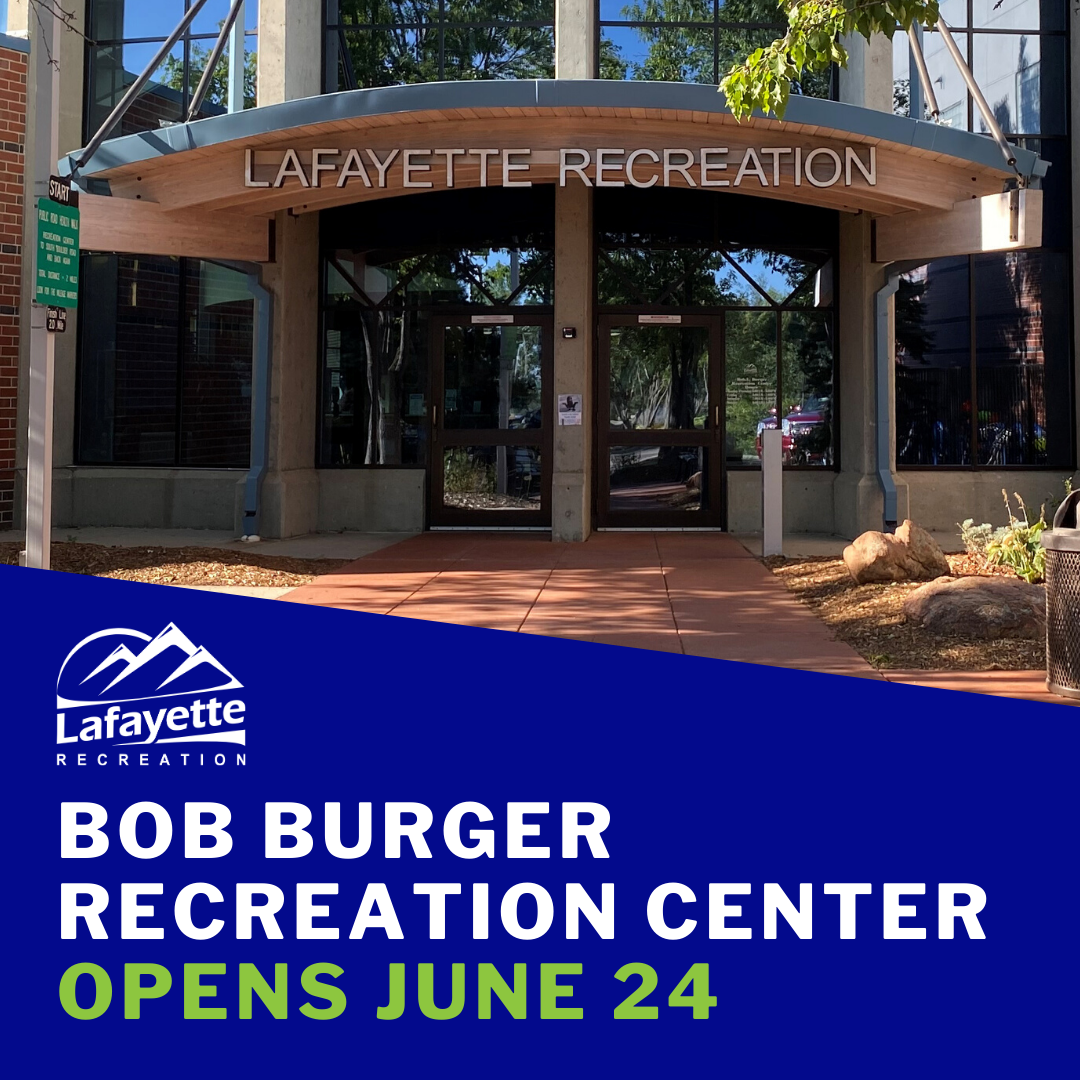 Recreation Center opens June 24