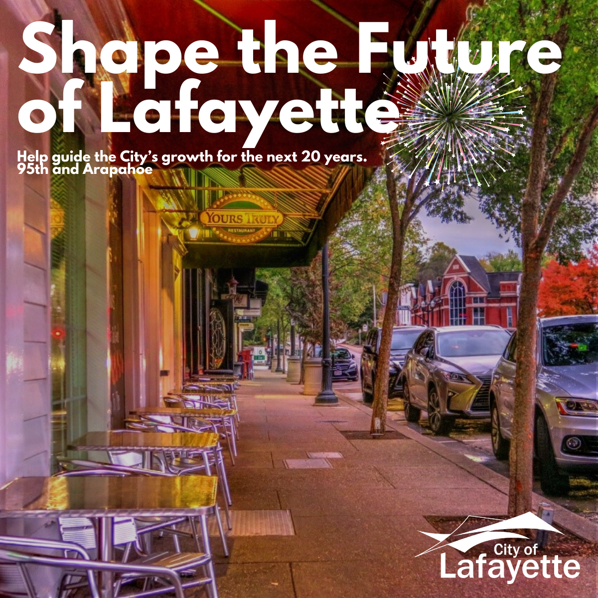 95th and arapahoe Comprehensive Plan