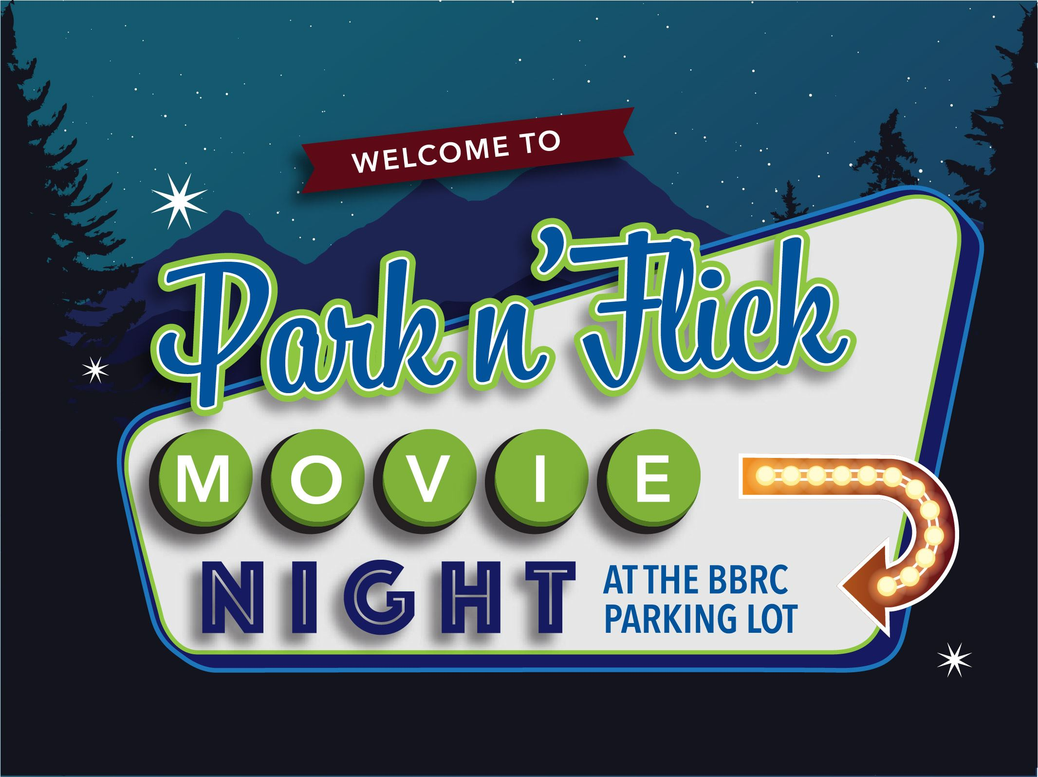 Park 'n Flick Movie Nights