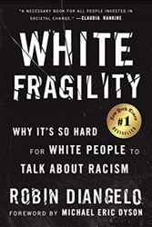 Cover White Fragility by Robin DiAngelo