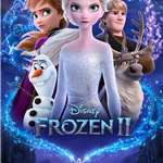 frozen 2, movie poster