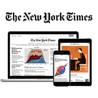 Enjoy free access to The New York Times online!