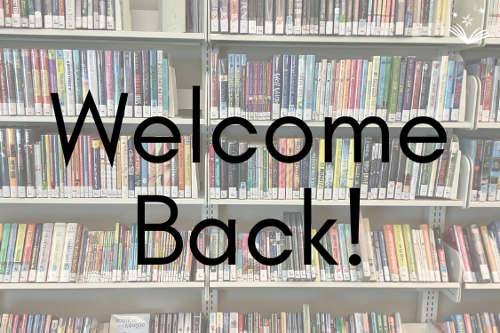 The Lafayette Library is open!