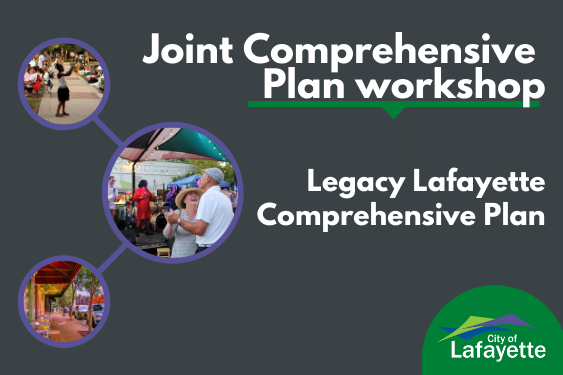 Joint Comprehensive Plan workshop