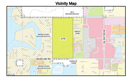 40 North vicinity map