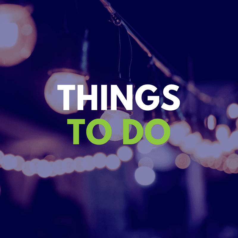 things to do Opens in new window